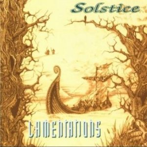 Solstice - Lamentations cover art