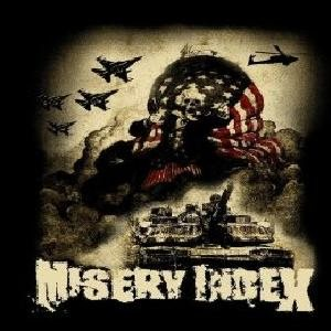 Misery Index - Dead Sam Walking cover art