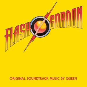 Queen - Flash Gordon cover art