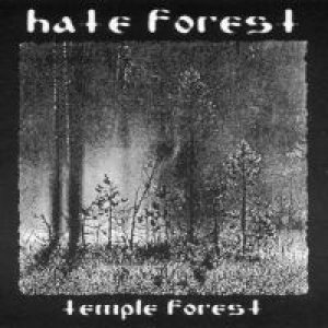 Hate Forest - Temple Forest cover art