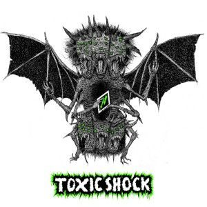 Toxic Shock - Daily Demons cover art