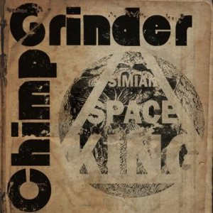 Chimpgrinder - Simian Space King cover art