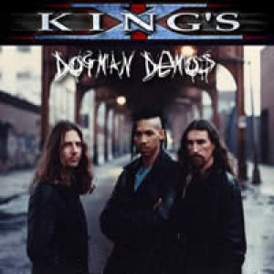 King's X - Dogman Demos cover art