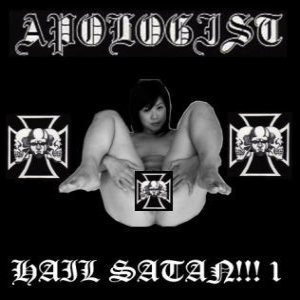 Apologist - Hail Satan!!! 1 cover art
