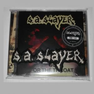 S.A. Slayer - Go for the Throat / Prepare to Die cover art