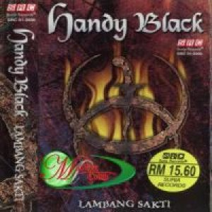 Handy Black - Lambang Sakti cover art