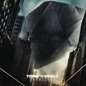 Tommy D'Angelo - Parallels cover art