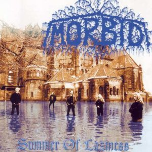 Morbid - Summer of Laziness cover art