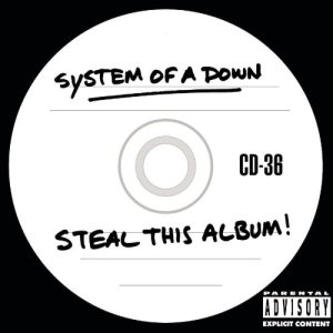 System of a Down - Steal This Album! cover art