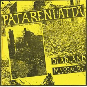 Patareni / Atta - Deadland Massacre cover art
