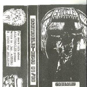 Agathocles - Cabbalic Gnoticism cover art
