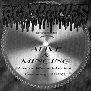 Agathocles - Alive 8 Mincing cover art