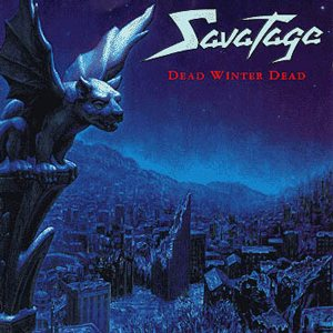 Savatage - Dead Winter Dead cover art