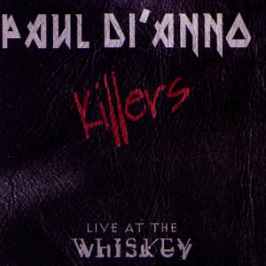 Killers - Killers Live At the Whiskey cover art