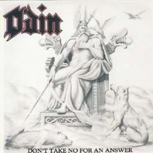 Odin - Don't Take NO for an answer cover art