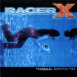 Racer X - Technical Difficulties cover art
