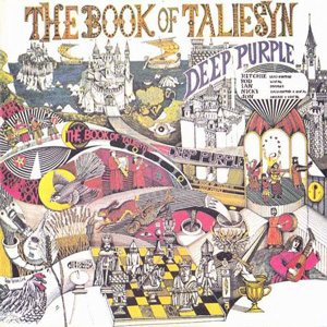 Deep Purple - Book of Taliesyn cover art