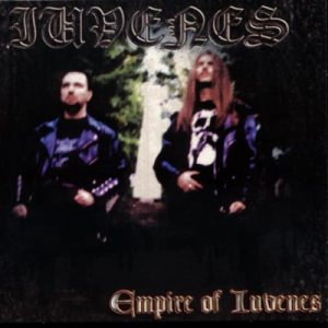 Iuvenes - Empire of Iuvenes cover art