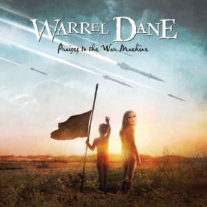 Warrel Dane - Praises to the War Machine cover art