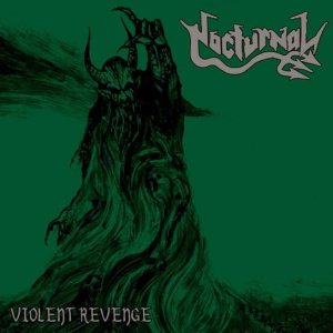 Nocturnal - Violent Revenge cover art
