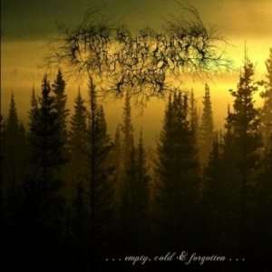 From The Sunset, Forest And Grief - ...Empty, Cold & Forgotten... cover art