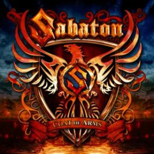 Sabaton - Coat of Arms cover art