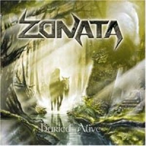 Zonata - Buried Alive cover art
