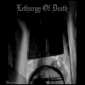 Lethargy of Death - Robe of Death cover art