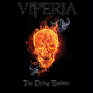 Viperia - The Dying Embers cover art