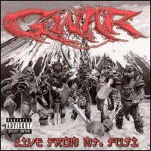 Gwar - Live from Mt. Fuji cover art