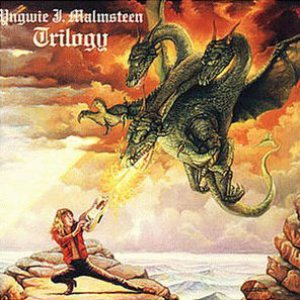 Yngwie J. Malmsteen - Trilogy cover art