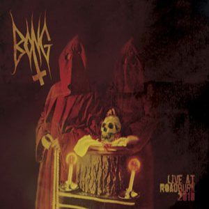 Bong - Live at Roadburn 2010 cover art