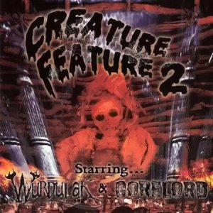 Wurdulak - Creature Feature 2 cover art