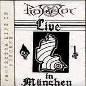 Protector - Live in München cover art