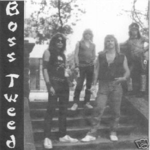 Boss Tweed - Jacuzzi Murders cover art
