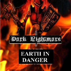 Dark Nightmare - Earth in Danger cover art