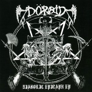 Doraid - Diabolic Epitaph cover art