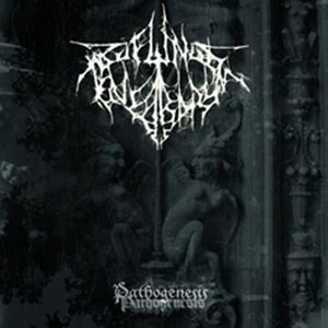 Profundis Tenebrarum - Pathogenesis (LP) cover art