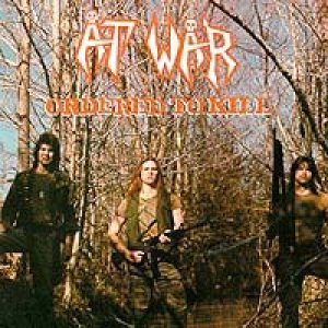 At War - Ordered to Kill cover art
