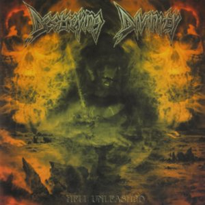 Destroying Divinity - Hell Unleashed cover art