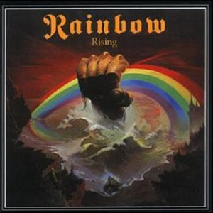 Rainbow - Rainbow Rising cover art