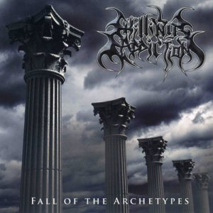 Killing Addiction - Fall of the Archetypes cover art