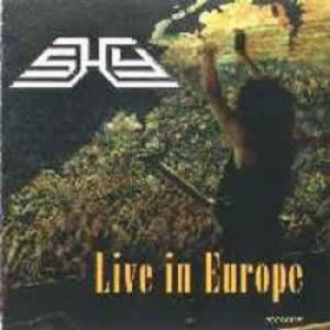 Shy - Live in Europe cover art