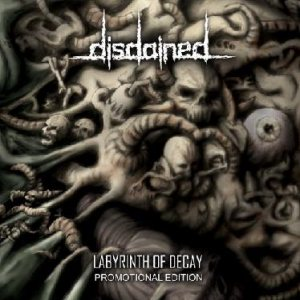 Disdained - Labyrinth of Decay cover art