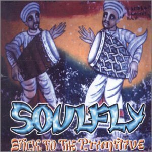 Soulfly - Back to the Primitive cover art
