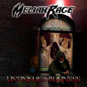 Meliah Rage - Unfinished Business cover art