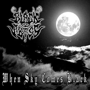 Black Abyss - When Sky Comes Black cover art