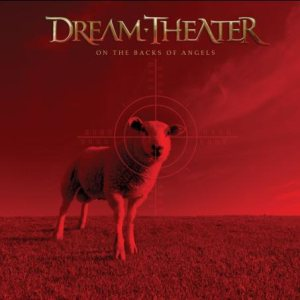 Dream Theater - On the Backs of Angels cover art