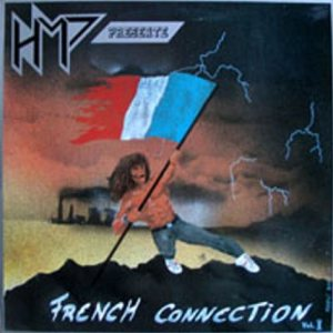 Steel Angel - French Connection cover art