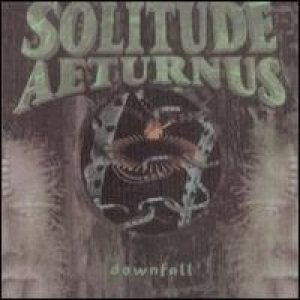 Solitude Aeturnus - Downfall cover art